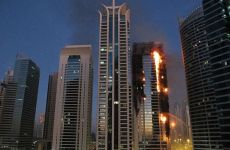 JLT Fire Tenants Asked To Sign Waiver To Enter Building