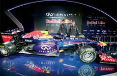 Infiniti Red Bull Racing Unveil RB9