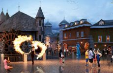 Dubai Parks and Resorts begins leasing retail, dining units in Riverland