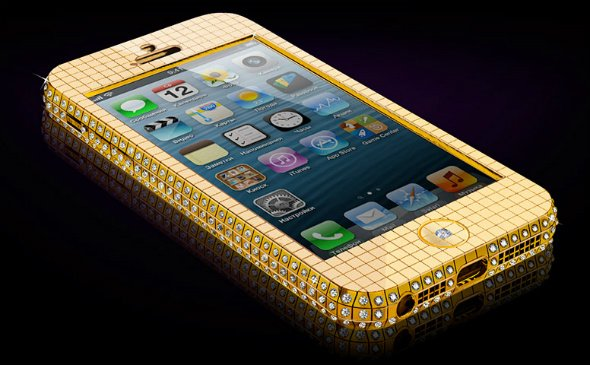 4af43cddf02713 The World s Most Expensive iPhones - Gulf Business