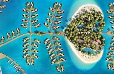 New heart-shaped island resort in Dubai aims to woo honeymooners
