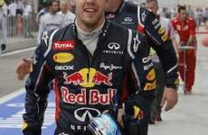 Vettel Wins Bahrain GP; Protesters Stay Away