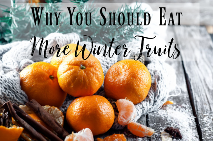What are the best winter fruits? And, why should you eat them? There are many reasons that they might be even more nutritious than fruits available the other times of year! From healing infections and the ability to boost your immune system naturally to curing muscle cramps, these fruits are definitely some you need to have more often