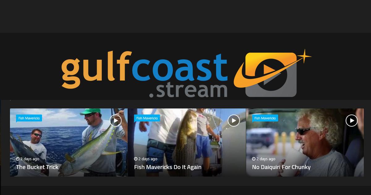 GulfCoast stream