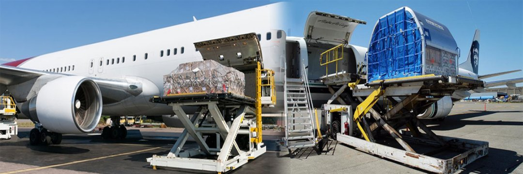 shipping by air cargo