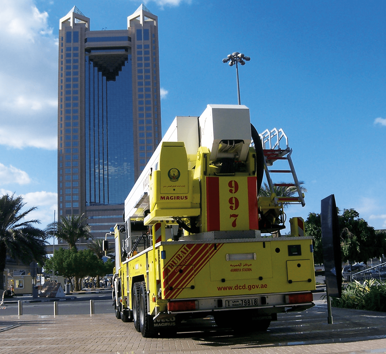 Dubai Civil Defence – 6th Annual UAE Fire Safety Technology