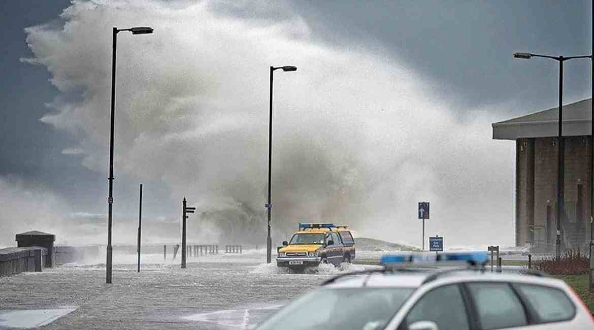 Wild weather and high winds can affect tourists in every part of the world.