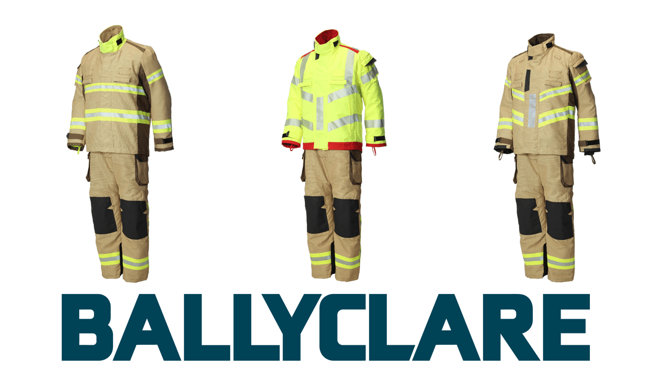 The launch of a new range of multifunctional garments by Ballyclare Limited has raised the bar for protective clothing designed for the UK's fire and rescue services.
