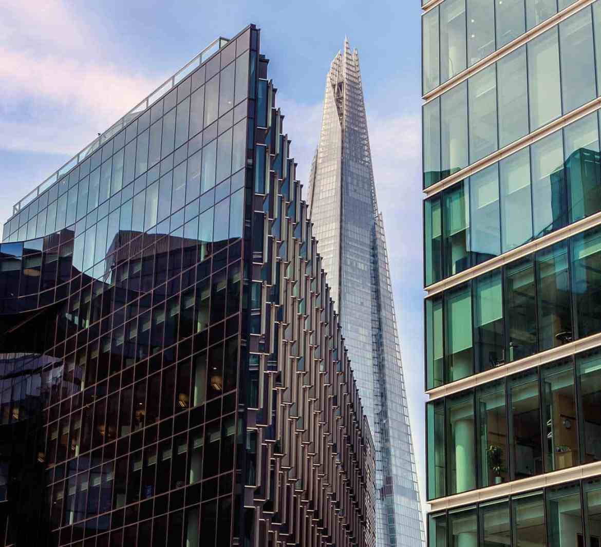London's Shard, Europe's tallest building, is protected by Advanced fire panels.