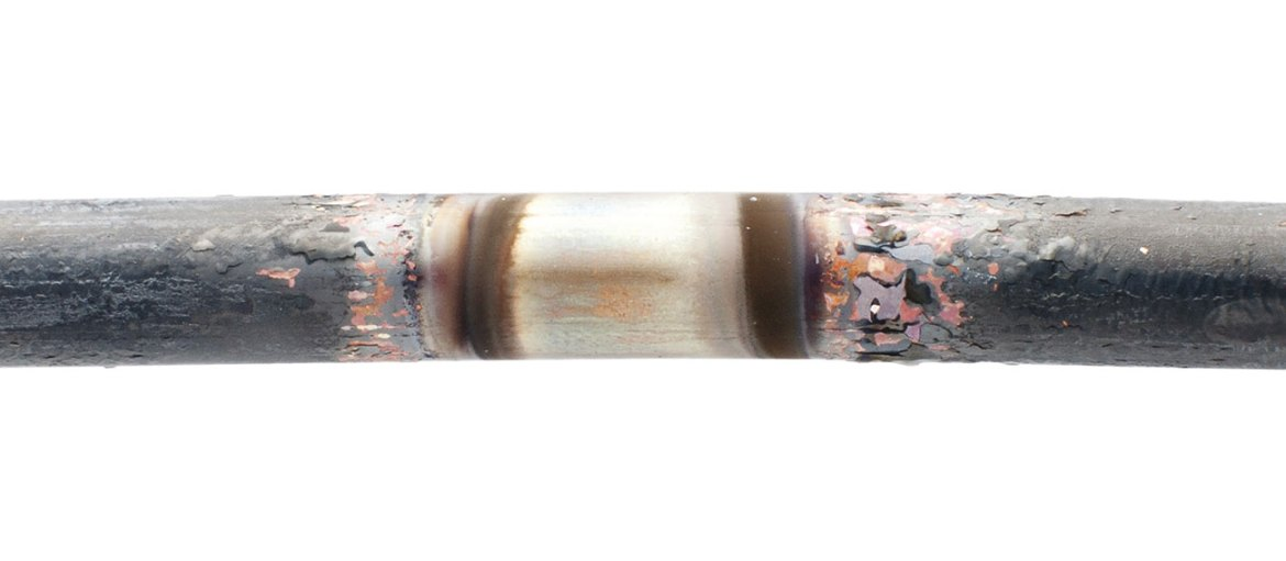 Mineral Insulated Cable easily withstands temperatures exceeding 850°C for hours right up to the melting point of copper (1,083°C) and its composition means there is nothing to burn.