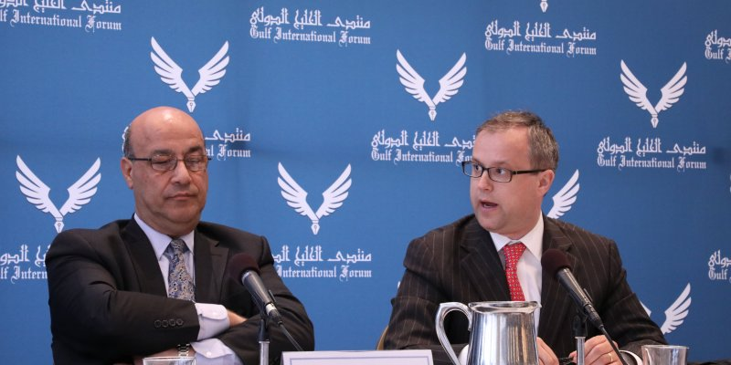 GIF Event May 23, 2018 – The Gulf and Israel: Practical Politics or True Alliances?