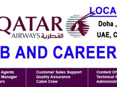 Qatar Airways Career 100+ vacancies wanted
