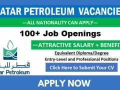 Qatar government Oil & Gas Jobs