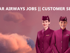 Qatar Airways Jobs || Customer Services