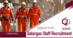 Qatargas Job & Career in Doha Qatar
