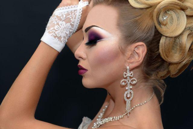 bridal hair & make up dubai by top image beauty salon – gulf
