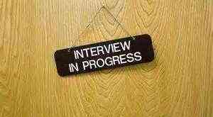 discuss your weaknesses in a job interview