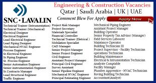 SNC-Lavalin jobs