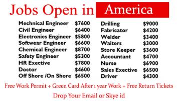 America Jobs