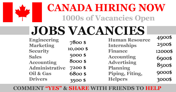 advertising jobs in canada