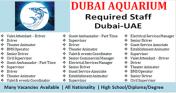 Dubai Aquarium jobs
