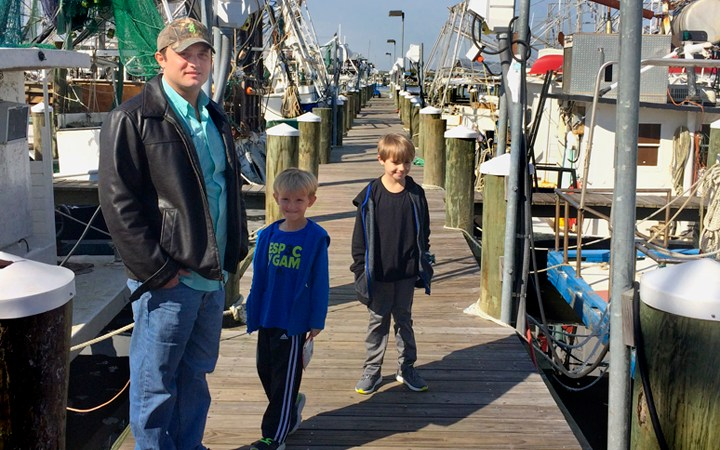 Fifth Generation Fisherman Ryan Bradley Leads Mississippi Commercial Fisheries United Into the Future