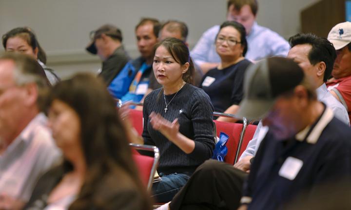 Louisiana Fisheries Forward Summit Forgoes Coronavirus For a Day