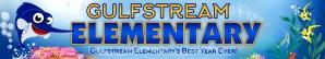Gulfstream Elementary Banner