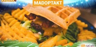 Madoptakt vaffeburger