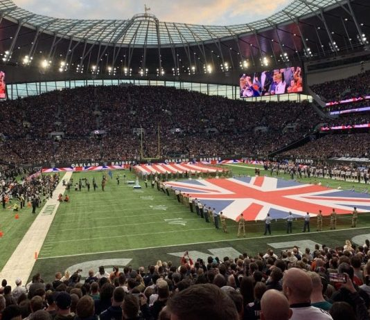 Tottenham Hotspur Stadium