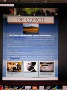 De Conch 2013