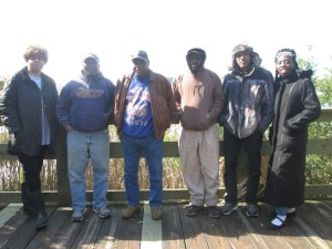 Gullah/Geechee Fishing Association members traveled to Bennett's Point, SC in celebration of their 3rd anniversary.