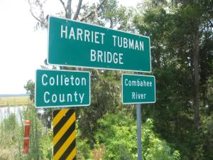 Harriet Tubman Bridge in the Gullah/Geechee Nation