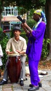 Divine Prince at Congo Square