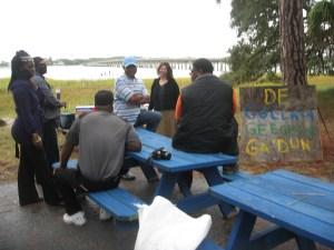 Gullah/Geechee Seafood Festival 2012