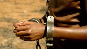 Enslaved African Image