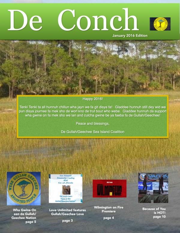 De Conch January 2016 Edition Cover.jpg