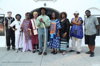 "Gullah/Geechee Knows Emanuel ""Carlie Towne Gullah/Geechee People Productions"" Cast"