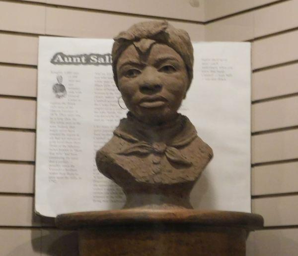 """Sarah A. Campbell aka """"Aunt Sally"""""""