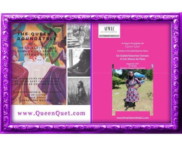 Queen Quet's AFWLC Roundtable