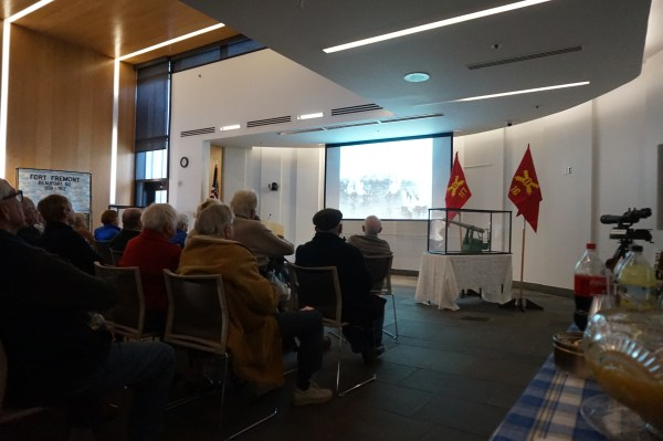 Friends of Fort Fremont Documentary Premiere