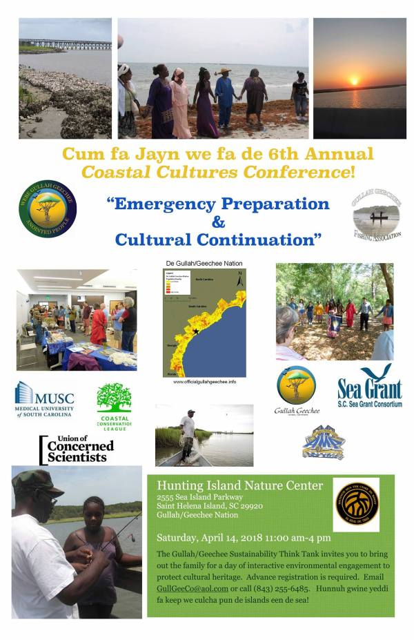 Coastal Cultures Conference 2018