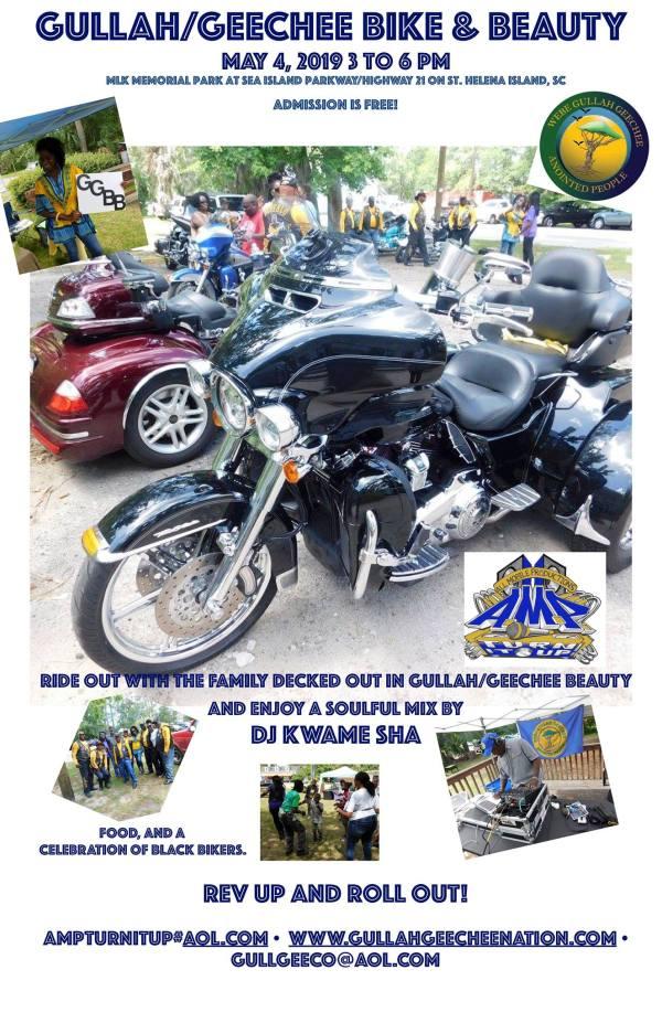Gullah/Geechee Bike & Beauty 2019