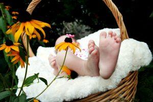 Vi er alle født uten sko