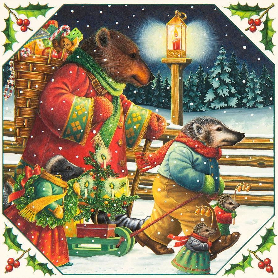 Christmas journey por Lynn Bywaters