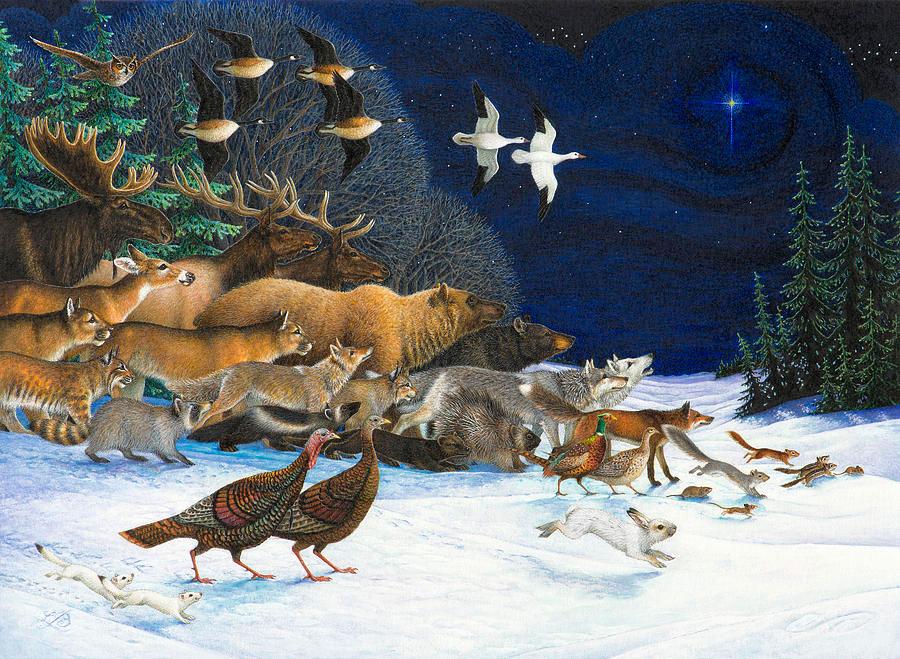 The christmas star por Lynn Bywaters
