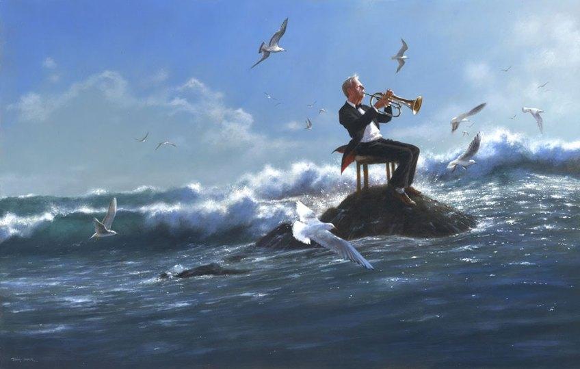 O Surrealismo de Jimmy Lawlor