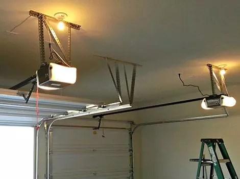 Edmonton Garage Door Opener Repair Installation Service