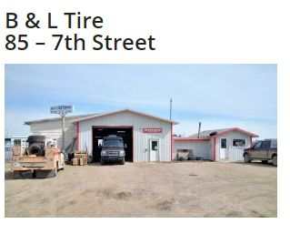 B & L Tire Service | GULL LAKE | Saskatchewan B Amp Mobile Homes on home brand, home dimensions, home sound systems, home books, home audio, home dj, home motor, home turntables, home accessories, home cabinets,