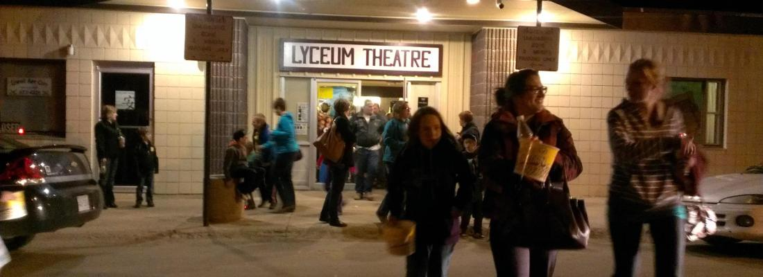 Lyceum Theatre Employment Opportunity GULL LAKE  Jobs Gull Lake Lyceum Theatre Community